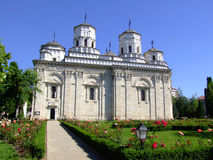 Golia Monastery stock photography