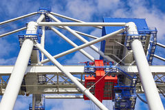 Goliath crane Stock Photography