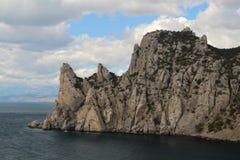 Golithsyn ścieżka, Crimea Fotografia Stock