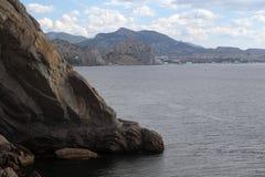 Golithsyn ścieżka, Crimea Obraz Royalty Free