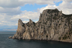 Golithsyn Path, Crimea Stock Photography