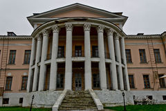 Golitsin-` s Haus Stockbild