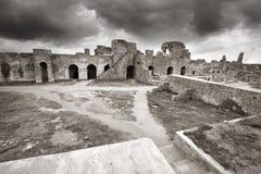 Golkonda fort Stock Images