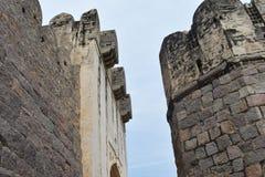 GolKonda-Fort Hyderabad lizenzfreie stockbilder
