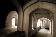 Golkonda fort, India Royalty Free Stock Photo