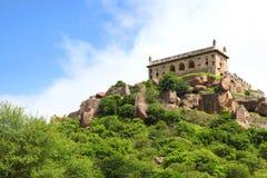 Golkonda fort Stock Photos