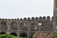 GolKonda Haidarabad forte fotografia stock libera da diritti