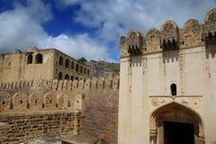 Golkonda Ruins Royalty Free Stock Image