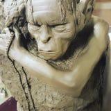 Gollum. My Art work stock image