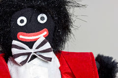 Gollywog Stock Foto