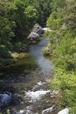 Golo River, Corsica, France, Europe Royalty Free Stock Image