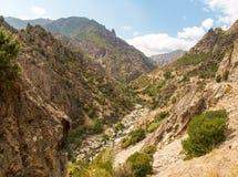 Golo River Valley Fotos de archivo libres de regalías