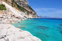 Goloritzè Sardegna Arkivbilder