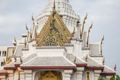 Golpe Banguecoque do santuário da coluna da cidade Fotografia de Stock