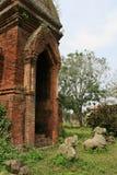 Golpe da excursão - Entre Hué e Da Nang - Vietname imagem de stock royalty free
