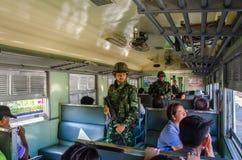 Golpe en Tailandia 2014 Fotografía de archivo libre de regalías
