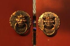 Golpeador chino Imagen de archivo libre de regalías
