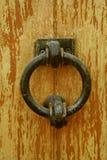 Golpeador de puerta Fotos de archivo libres de regalías