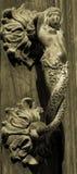 Golpeador viejo en Bolonia fotografía de archivo