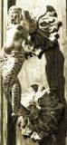 Golpeador viejo en Bolonia fotos de archivo libres de regalías
