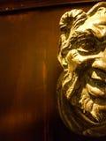 Golpeadores viejos de la cacerola Imagen de archivo libre de regalías