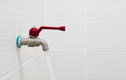 Golpecito de agua Imagen de archivo