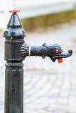 Golpecito de agua Fotografía de archivo libre de regalías