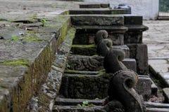 Golpecito de agua del ` s del templo de las madres Foto de archivo libre de regalías