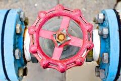 Golpecito de la boca de incendios Fotografía de archivo