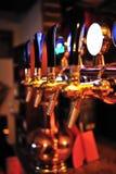 Golpecito de la cerveza aislado Foto de archivo libre de regalías