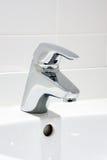 Golpecito y lavabo Fotografía de archivo libre de regalías