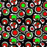 Golpeteo de los círculos Foto de archivo