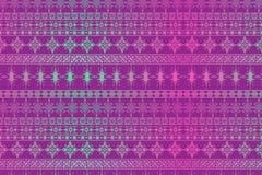 Golpeteo tribal inconsútil exhausto de la mano con colores de la pendiente Ilustración del vector ilustración del vector