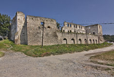 Golskih Castle XVII century Royalty Free Stock Photos