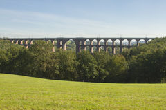 Goltzsch Viaduct Royalty Free Stock Images
