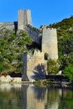 Golubac fästning Royaltyfria Foton