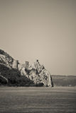 Golubac fortress Royalty Free Stock Image