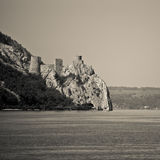 Golubac fortress Stock Photo