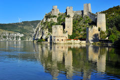 Golubac fortress Stock Photos