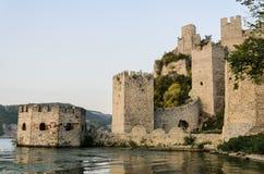 Golubac fortress in Serbia Stock Photo
