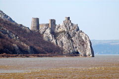 Golubac fortress, Serbia Royalty Free Stock Image