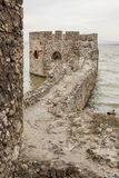 Golubac Fortress. Stock Images