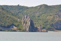 Golubac fortress Stock Photography