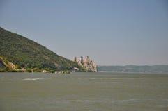 Golubac fortress Stock Photo