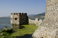 Golubac, Serbia Royalty Free Stock Photo