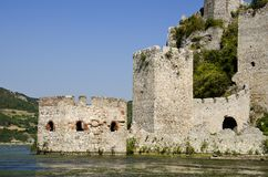 Golubac, Serbia Royalty Free Stock Images