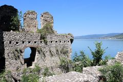Golubac, Serbia Stock Photography