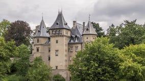 Goluchow Castle stock video