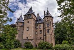Goluchow-Schloss Lizenzfreie Stockbilder