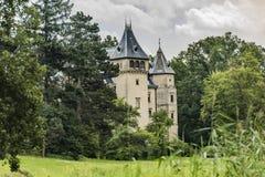 Goluchow slott, tidig renässansslott i Polen Royaltyfri Foto